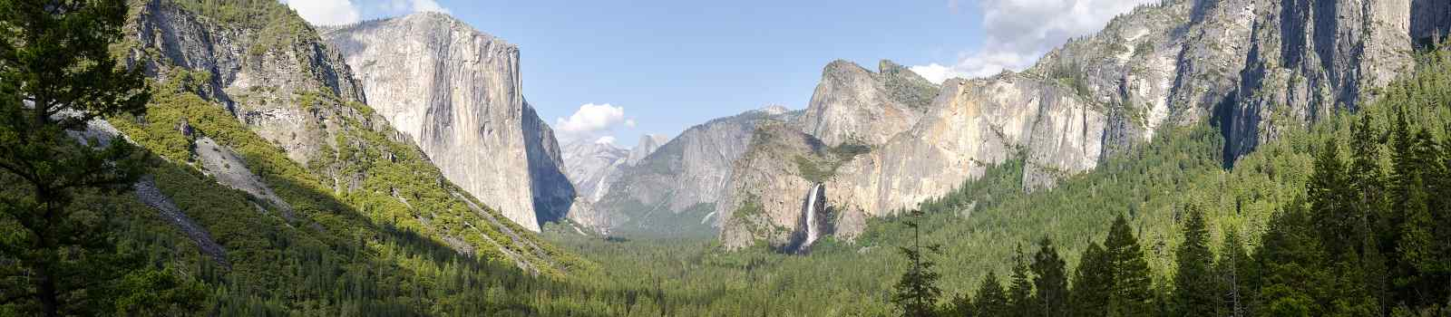 BUS-WEST-FEINE-ART  Yosemite NationalPark with Bridalveil waterfall 111147029