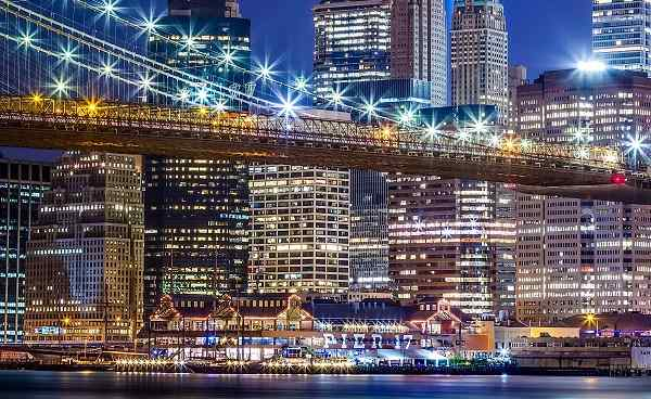 CLASSIC-EAST USA NewYork 911 Lights hoch 113460682