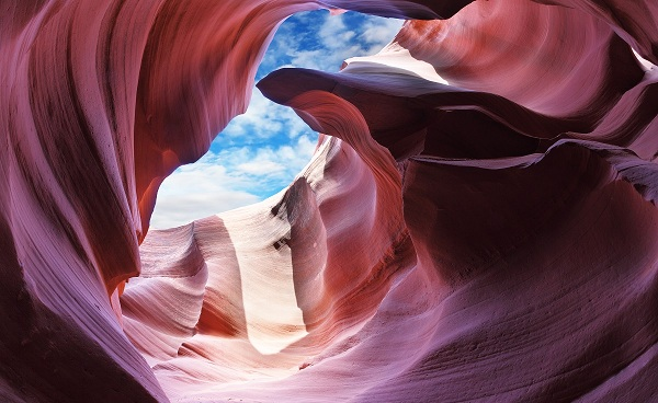 HOHE-PUNKT-WESTEN Antelope Canyon Exit slot canyon 117356173