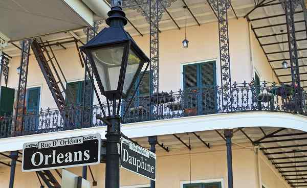 LOUISANA-RUNDREISE New Orleans French Quarter 91776356