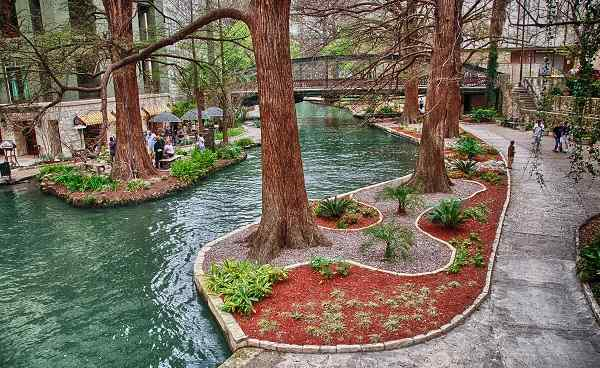 TEXAS-TALK San Antonio riverwalk 137922257